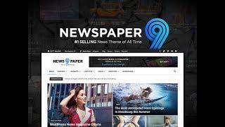 Haber Yazılımı - En İyi Wodpress Haber Teması Kurulumu