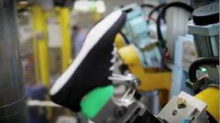 Загляните на производство обуви ECCO