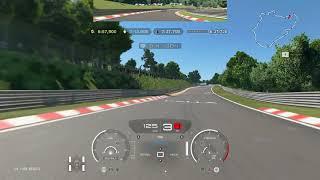 GT Sport - Circuit Experience Nordschleife - TOP 10 Run // 6.37,458