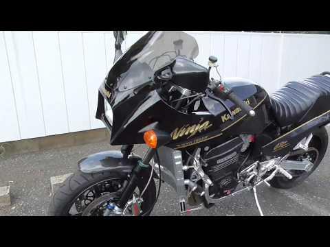 GPZ900R ニンジャ/カワサキ 900cc 埼玉県 リバースオートさいたま