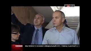 15.10.14 - Константин Цховребашвили дает команду правому сектору нападать на  Шуфрича