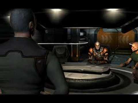 Quake 4 Walkthrough - Level 16 Recomposition Center part 2