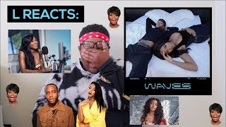WAVES   NORMANI & 6LACK | REACTION