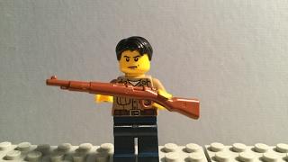 Lego Donald Trump Wall