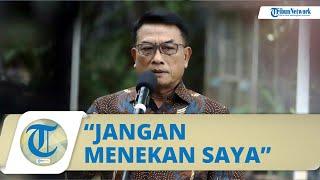 Namanya Disebut SBY Lagi soal Isu Kudeta Kepemimpinan Partai Demokrat, Moeldoko: Jangan Menekan Saya
