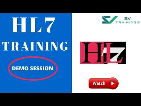HL7 Tutorial For Beginner   HL7 Online Training Videos - YouTube