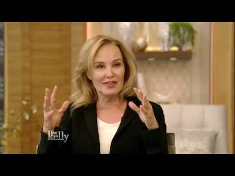 Jessica Lange on What She Learned About Joan Crawford While Making