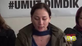 SAMSUN'DA HDP VE ESP'DEN GÖZALTI TEPKİSİ