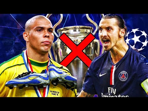 Famous Footballers Who Never Won The Champions League!