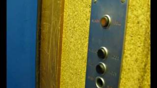 preview picture of video 'RARE Old Evans lift at beckenham court'