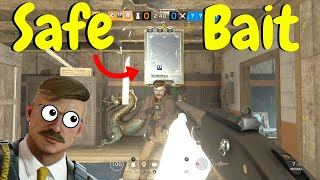 Crushing Noobs in Rainbow Six Siege (Grand Larceny Gameplay)