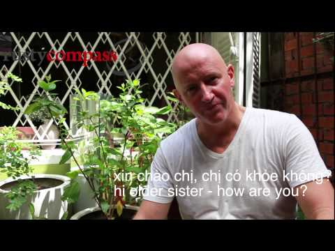 Vietnamese language class for travellers - Part 1 - YouTube