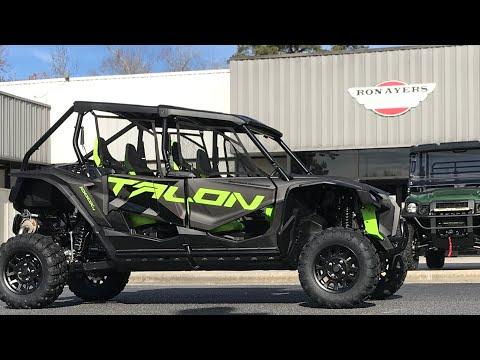2021 Honda Talon 1000X-4 in Greenville, North Carolina - Video 1
