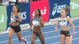 Miramas 2019 : Finale 400 m F (Deborah Sananes en 52''53)