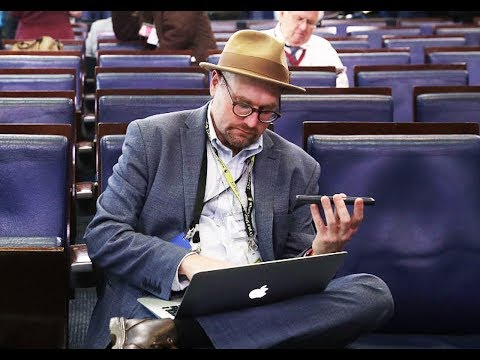 NYT Reporter Glenn Thrush Accused Of Sexual Assault