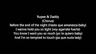 Daddy Yankee Ft Rupee-Tempted To Touch(Remix)Letra.mp4