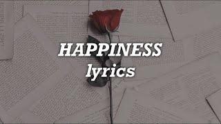 Taylor Swift - Happiness (Lyrics)