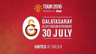 Cuplikan Gol   Manchester United Vs Galatasaray  5  2 All Goals  30 July 2016  HD