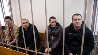 Трибунал в Гамбурге: как Украина добивается освобождения моряков, арестованных Россией