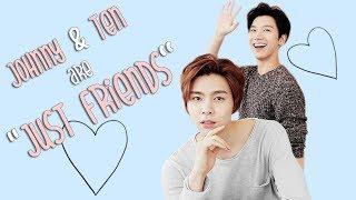 "► Johnny & Ten Are ""Just Friends"" :)   Johnten NCT"