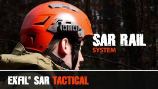 Team Wendy EXFIL® SAR helmet for search and rescue