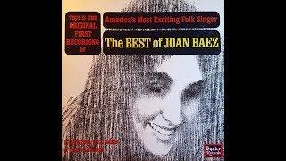 Joan Baez - The Best Of Joan Baez 1959  Full Album Vinyl