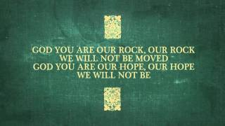 'Not Be Moved' feat Jon Egan | The New Hymns of Fanny Crosby (OFFICIAL LYRIC VIDEO)