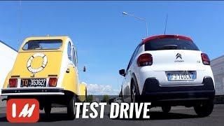 2CV 2Furious - Citroën C3 incontra la sua antenata