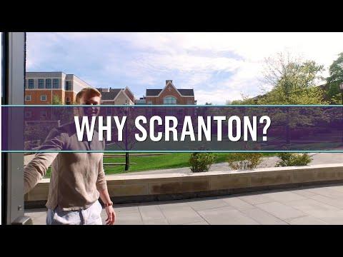 为什么斯克兰顿?