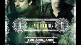 """Video thumbnail of """"ERES UN SUEÑO LOS TEMERARIOS EVOLUCION DE AMOR"""""""
