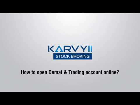 Video :: Complete guided tour on online Demat and Trading