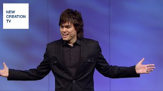 Joseph Prince - Erwarte voller Zuversicht, dass du Gutes erlebst 1/2 I New Creation TV Deutsch