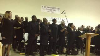 Let the Church Say Amen - Royce Mosely & NM Mass Choir