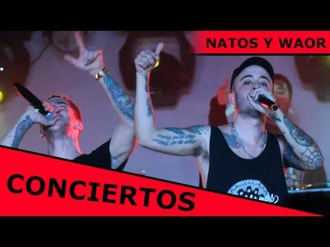 Natos y Waor en The Paper Club, Las Palmas de Gran Canaria 17 Diciembre