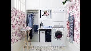 Ultra-Modern Laundry Rooms Design Ideas