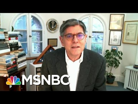 Now Not Time For GOP To Become Deficit Hawks: Jack Lew | Morning Joe | MSNBC