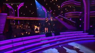 Susan Boyle & Donny Osmond- This Is The Moment- on Dancing With The Stars (HD)