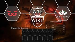 ABL Series - Season 7 Week 2 - GLE vs WL