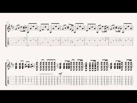How To Play The First Cut Is The Deepest Verse Picking