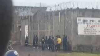 preview picture of video '#RDC #Goma Des quarantaines de prisonniers se sont évadés de la prison centrale'