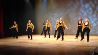 Starlet Adult Tappers - Dancing Fool - Barry Manilow