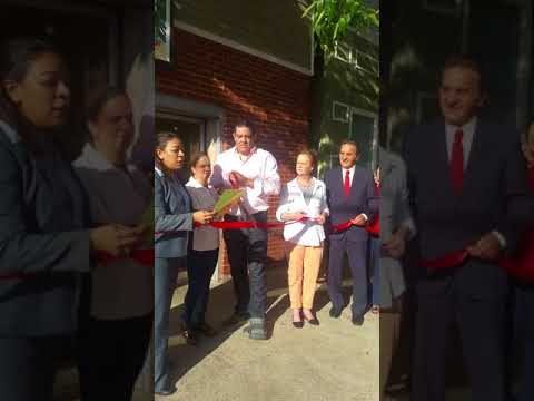 Grand Opening Ribbon Cutting Ceremony of CARIBE RESTAURANT 1