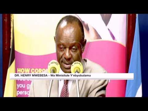 Ekirwadde ki COVID -19: abakirina mu Uganda baweze 18