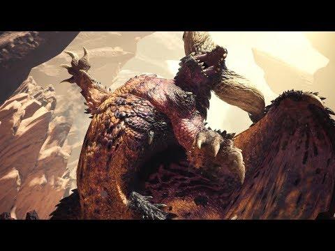 《魔物獵人:世界》最新PV公開!