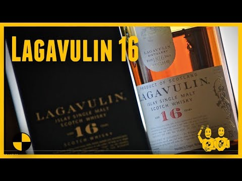 Whisky Review #168 Lagavulin 16…..Scotch Test Dummies