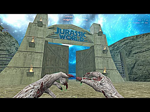 Counter-Strike: Zombie Escape Mod - ze_THELOSTWORLD_BF on Old Ones