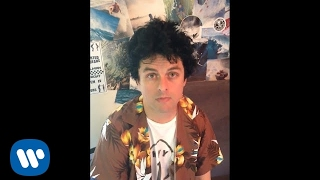 Another message from Billie Joe