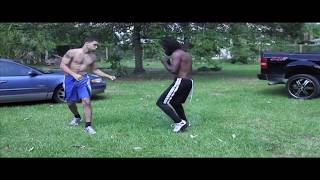 ''Bareknuckle Fight'' James Murda Vs Black Mamba