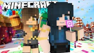 Minecraft Candyland - EAT MY CHURRO! | Pt.1 (Minecraft Roleplay)