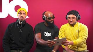 Mcfly et Carlito jugent le rap français feat. Kaaris